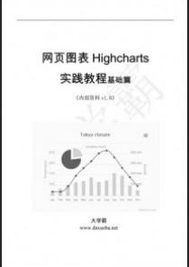 网页图表Highcharts实践教程之图表代码构成