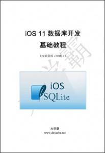 iOS11数据库开发基础教程